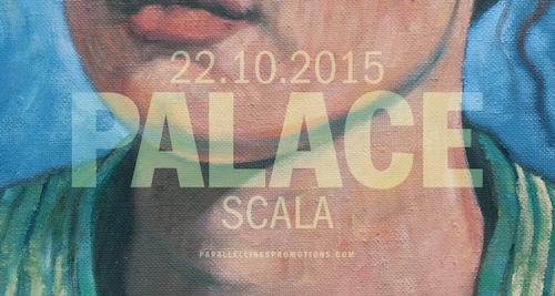 Palace Scala Website