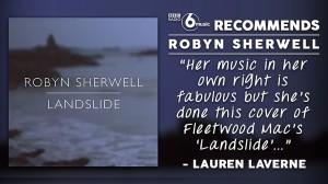 robyn sherwell lauren laverne