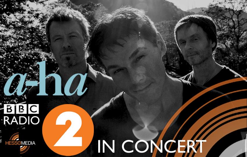 A-ha in concert